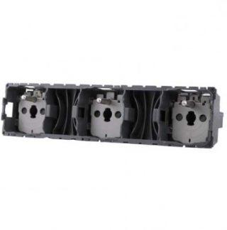 LEGRAND Céliane Prise de courant précâblée 3x2P+T - 067126