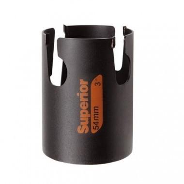 BAHCO Scie trépan multiconstruction D54mm P71mm - 3833-54-C