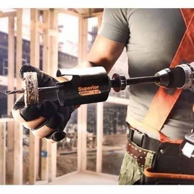 BAHCO Scie trépan multiconstruction D60mm P71mm - 3833-60-C