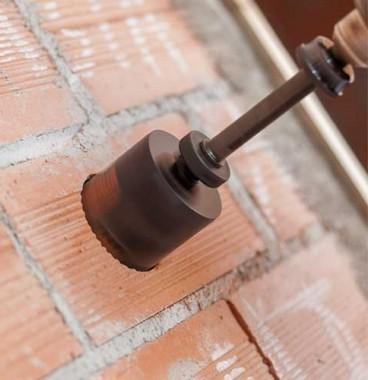 BAHCO Scie trépan multiconstruction D77mm P71mm - 3833-77-C