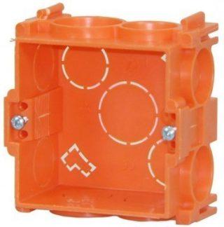 CAPRI Capribox Boite encastrement simple à sceller P38 - CAP737140