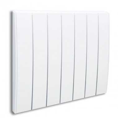CHAUFELEC Etamine II Radiateur inertie horizontal blanc 1500W - BJN1785FDAJ