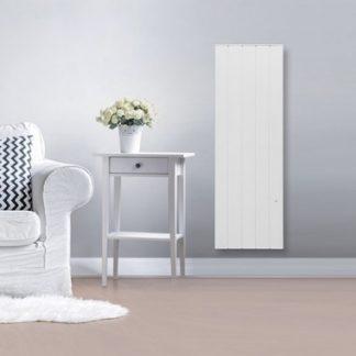 CHAUFELEC Manon Radiateur à inertie réfractite vertical blanc 1500W - BJN2235FTAJ