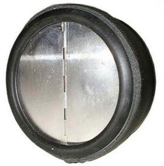 DMO Clapet anti-retour pour conduit alu et PVC souple - 010030