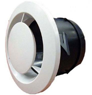 DMO Bouche d'extraction d'air manchon placo 80mm - 010050