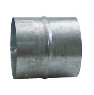 DMO Manchon de raccordement 150mm acier galvanisé - 010083