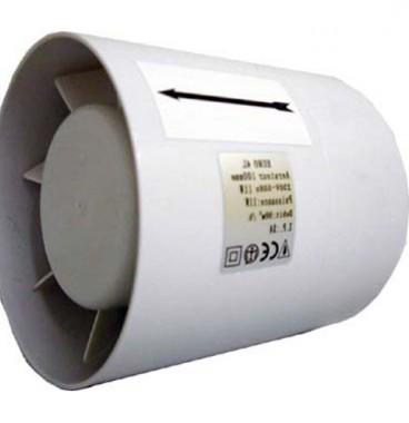 DMO Extracteur standard pour combles et faux-plafonds 90m³/h - 010940