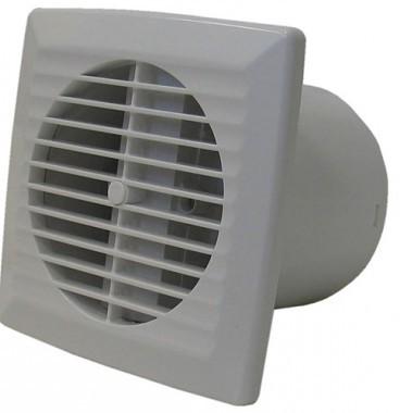 DMO Extracteur d'air avec sonde d'humidité et timer 130m³/h pour cuisine - 012913