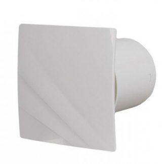 DMO Extracteur d'air extra plat Divino 130m³/h standard pour salle de bains - 72970
