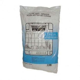 DMO Lot de 2 filtres anti-graisse pour hotte de cuisine - 92150