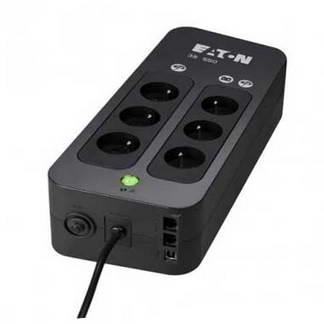 EATON Onduleur 6 prises 2P+T 330W/550VA 230V - 3S550FR