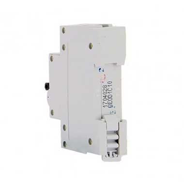 EUROHM Disjoncteur 10A Ph+N courbe C 3kA 230V - 20010