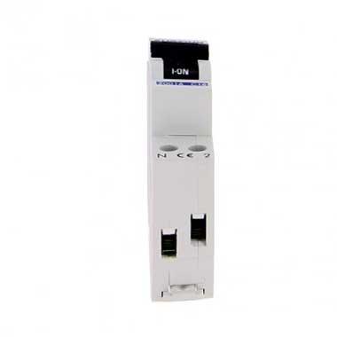 EUROHM Disjoncteur 16A Ph+N courbe C 3kA 230V - 20016