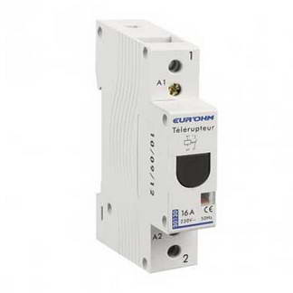 EUROHM Télerupteur 16A 1F - 30130