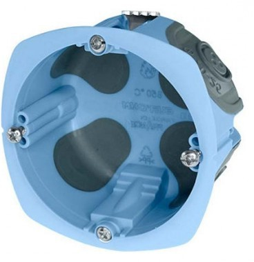 EUROHM XL Air'métic Boite encastrement simple étanche à l'air D67 P50 - 52063