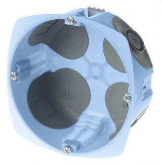 EUROHM XL Air'métic Boite encastrement simple étanche à l'air D85 P50 - 52071