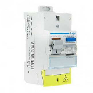HAGER Interrupteur différentiel SanVis 40A 30mA type A auto 230V - CDS743F