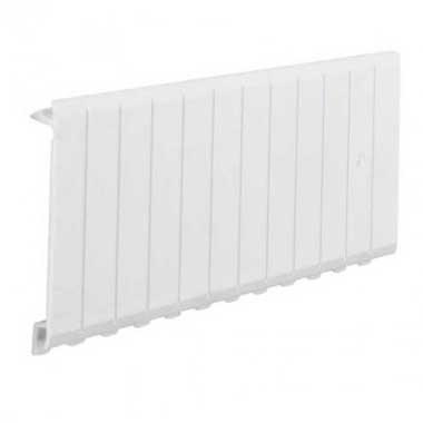HAGER Obturateur blanc 6 modules pour coffret électrique - JP001