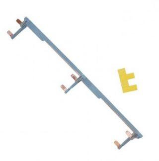 HAGER Peigne vertical 3 rangées entraxe 125mm - KCN325