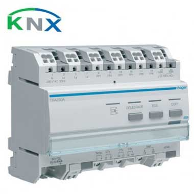 HAGER KNX Gestionnaire d'énergie - Module principal - TXA230A