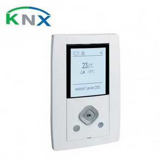 HAGER KNX Gestionnaire d'ambiance blanc - WKT660B
