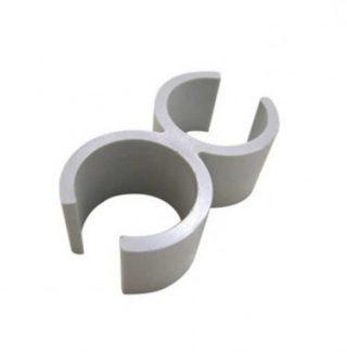 ING FIXATIONS Fast-Ring Attache pour fixation tube D16 - Sachet de 10 - A854010