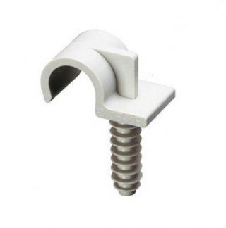 ING FIXATIONS Fix-ring Fixation pour gaine ICTA D25 - Sachet de 25 - A863580