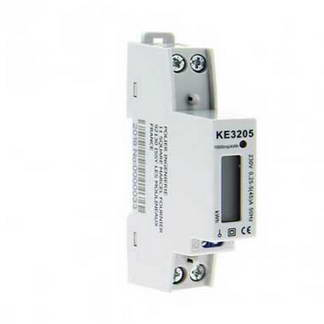 KETLER Compteur d'énergie 45A monophasé certifié MID - KE3205