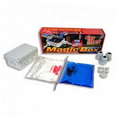 Ray Tech Magic Box Kit de dérivation universel pour tous types de pose 120x80