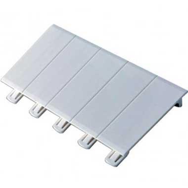 LEGRAND Drivia Obturateur blanc 5 modules pour coffret électrique - 001660