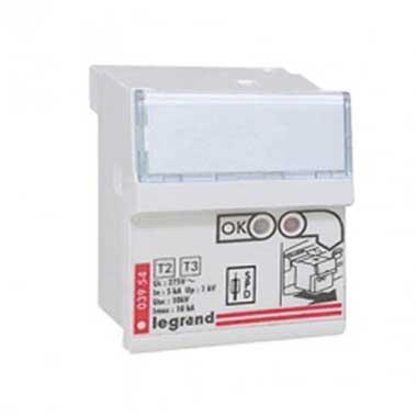 LEGRAND Cassette de rechange pour parafoudre secteur - 003954