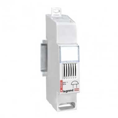 LEGRAND Sonnerie modulaire 84dB 8/12V - 004101