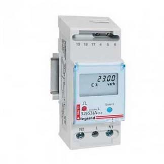 LEGRAND EMDX³ Compteur d'énergie 63A monophasé raccord. direct - 004672