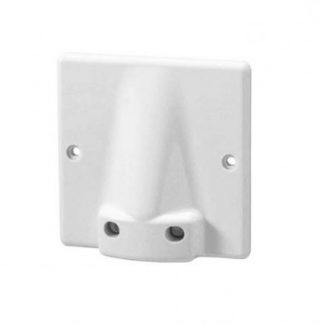 LEGRAND Sortie de câble 20/32A avec serre-câble blanc - 031490