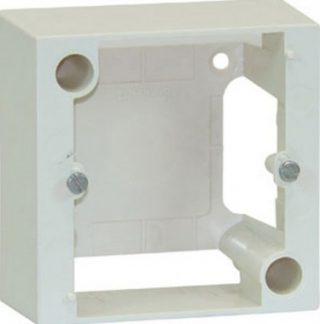 LEGRAND Cadre saillie simple 20A ivoire - 055439