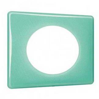 LEGRAND Céliane Plaque Memories simple 50's turquoise - 066641