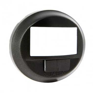 LEGRAND Céliane Enjoliveur écodétecteur avec dérogation graphite - 067926