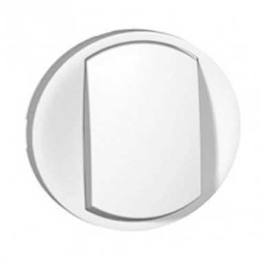 LEGRAND Céliane Enjoliveur simple allumage blanc - 068001