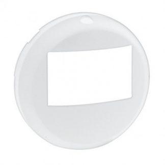 LEGRAND Céliane Enjoliveur écodétecteur sans dérogation blanc - 068299