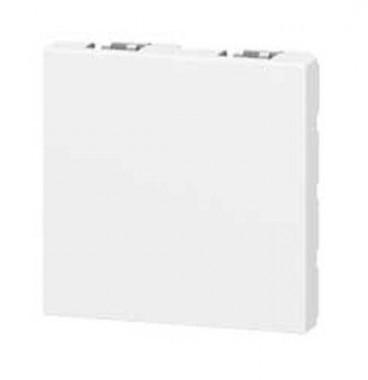 LEGRAND Mosaic Obturateur blanc - 077071