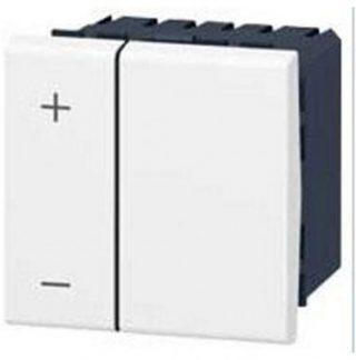 LEGRAND Mosaic Interrupteur variateur sans neutre 2 fils 600W blanc - 078405