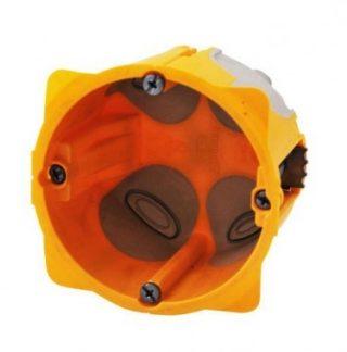 LEGRAND EcoBatibox Boite encastrement simple étanche à l'air D67 P40 - 080021