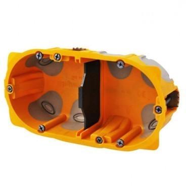 LEGRAND EcoBatibox Boite encastrement double étanche à l'air P40 E71- 080022