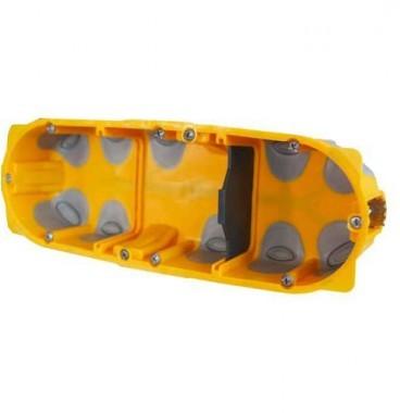 LEGRAND EcoBatibox Boite encastrement triple étanche à l'air P40 E71 - 080023