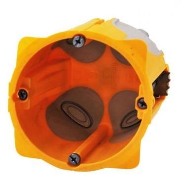 LEGRAND EcoBatibox Boîte encastrement simple étanche à l'air D67 P50 - 080031