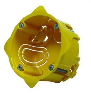 LEGRAND Batibox Boite encastrement simple pour cloison sèche D67 P40 - 080041