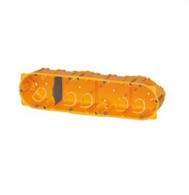LEGRAND Batibox Boîte encastrement quadri pour cloison sèche P40 E71- 080044