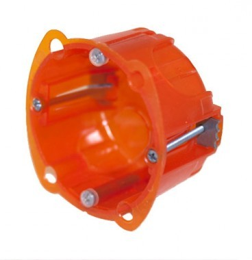 LEGRAND Batibox Boite encastrement simple multimatériaux D67 P40 - 080101