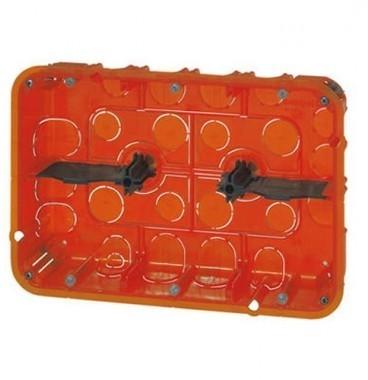 LEGRAND Batibox Boite encastrement 2x3 postes multimatériaux P50 – 080126
