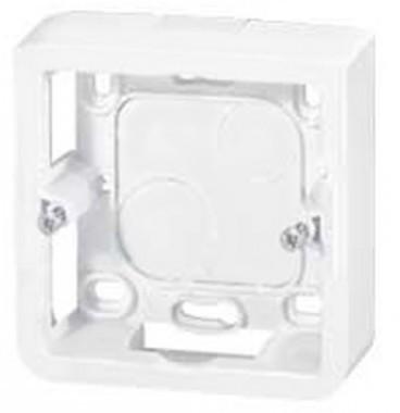 LEGRAND Mosaic Cadre saillie simple P40 blanc - 080281